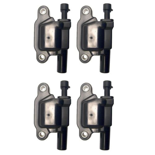 1 Ignition Coil Harness Set of 4 ADP D513A Ignition Coils
