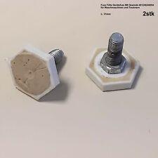 Gerätefuss verstellbar vorne Waschmaschine Bosch Siemens 00627646 ORIGINAL