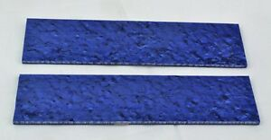 KIRINITE-ARCTIC-BLUE-ICE-1-4-034-Scales-for-Knife-Making-Woodworking-Bushcraft