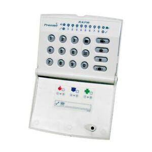 Texecom Premier RKP8 LED Iconic Keypad - DAB-0004