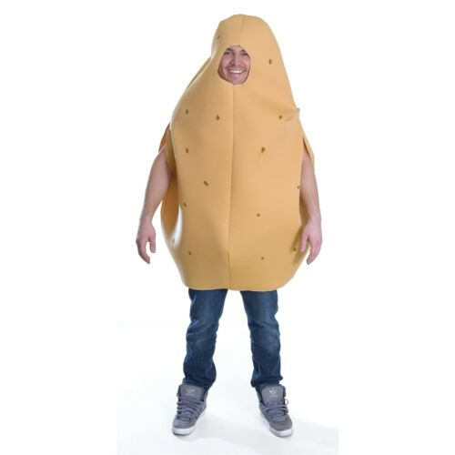 Fancy Dress Food Adult Potato Stag Outfit Mens Costume De Pomme De Terre