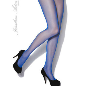 3fd7bfb1d97 Image is loading Jonathan-15-Denier-Sheer-Coloured-Tights-Fashion-Tights