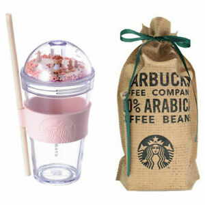 Starbucks-Korea-Autum-Bearista-Figure-Cold-Cup-Tumbler-473ml