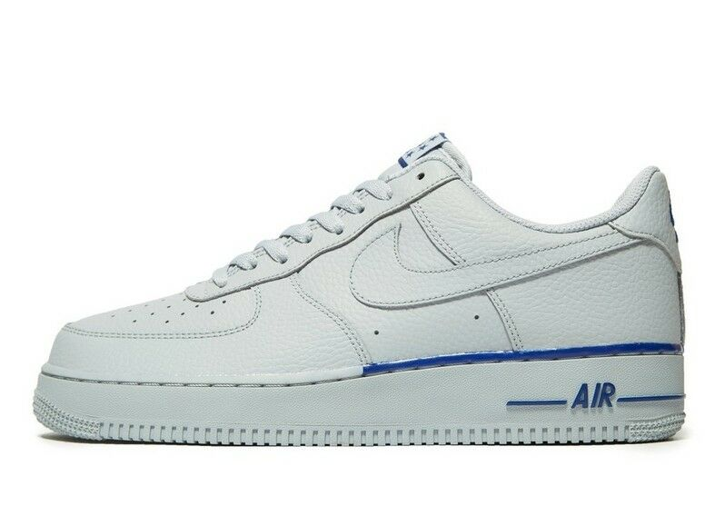 Nike Air Force 1 '07 Grey Trainers UK 10 Brand New In Box