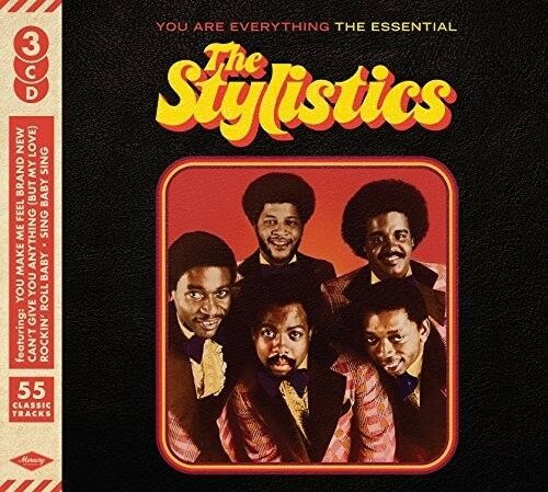 The Stylistics - You Are Everything: Essential Stylistics [New CD] UK - Import