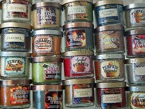 1-BATH-BODY-WORKS-HOME-WHITE-BARN-AUTUMN-FALL-WINTER-MINI-TRAVEL-CANDLE-U-CHOOSE