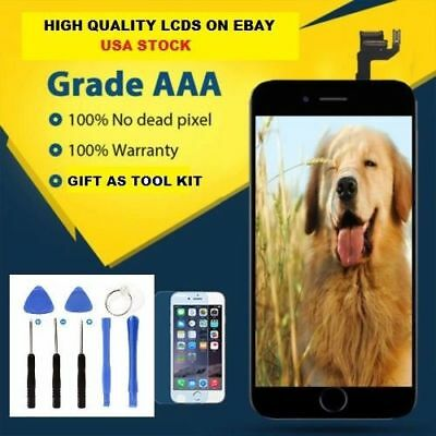 Replacement Digitizer 7 Touch 8 Assembly LCD AAA USA SE for 5S 6S Iphone Screen YxYpvwqF7