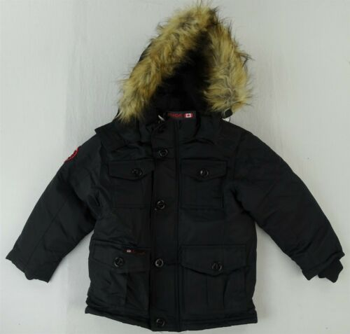 Details about  /Canada Weather Gear Boys Full-Zip Winter Coat Available in Multiple Colors
