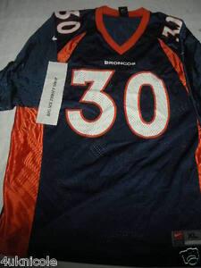 Terrell-Davis-30-Denver-Broncos-Nike-NFL-Jersey-XL-Adult-Vintage-Throwback