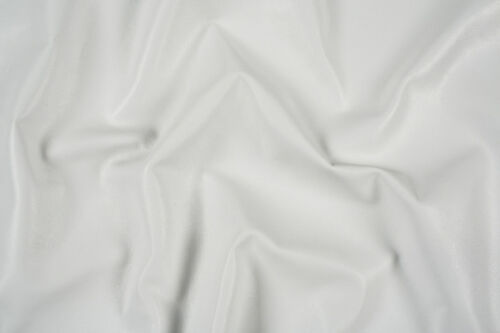 ITALIAN Lambskin Leather Hide Skin Skins Hides Nappa WHITE #NW