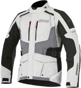 Alpinestars-ANDES-V2-Drystar-Adventure-Touring-Jacket-Grey-Black-Choose-Size