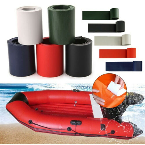 Inflatable Boats Kayak Dinghy Special Repair Patch Kit Glued PVC Patch Tool UK!!