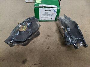 VECO-FRONT-BRAKE-PADS-VA816-FITS-AUDI-A4-A6-VOLKSWAGEN-PASSAT