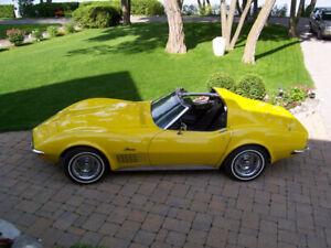 1972 Chevrolet Corvette Coupe - Mint Original