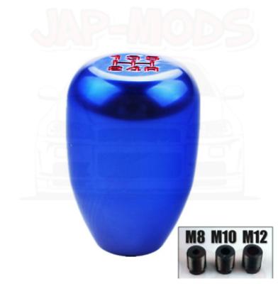 JDM//Honda//Civic//FN2//EP3//Integra//DC5 BLUE Universal 5 Speed Gear//Shift Knob