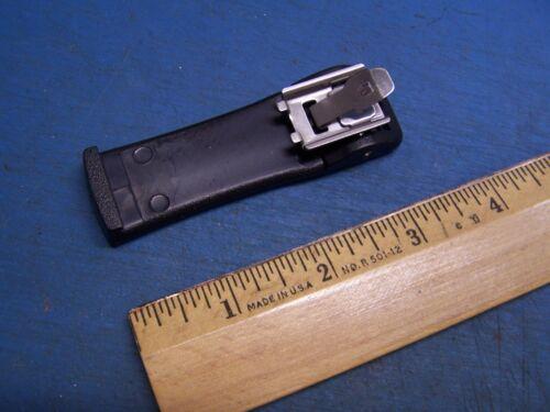 """Motorola Belt Clip 2.5/"""" Heavy Duty 4205524W01 MTS2000 HT1000  HT1250 New"""