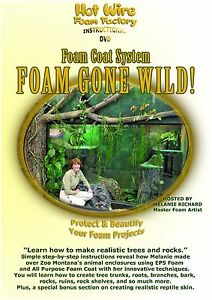 Foam-Gone-Wild-DVD-How-To-Protect-and-Beautify-Your-Foam-Projects