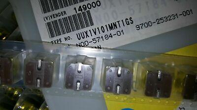 Nichicon UUX1V101MNR1GS 100uf 35V SMD Capacitor Lot of 20 pcs