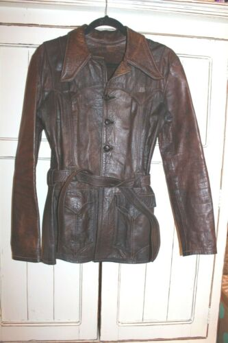 Vintage East West Musical Instruments Co Leather J