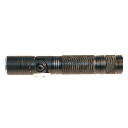 """90 Angle Lamp Head Adjustable 5/"""" 70Lumen Luxeon-C-1W LED Flashlight SLL-H90"""