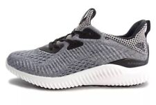ab096ad84de2e Adidas Alphabounce EM J Black Grey Youth Size 6.5Y Running Shoes Sneaker  BW0579