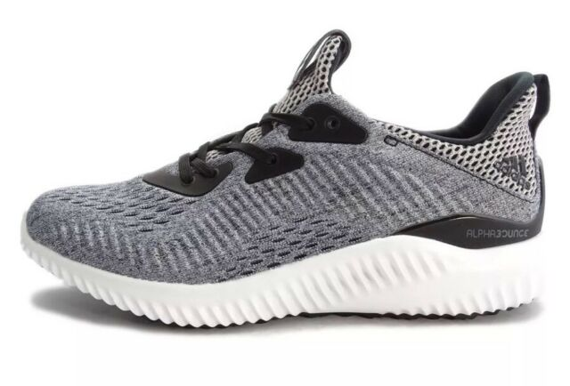 best loved 7dfda 14bb0 Frequently bought together. Adidas Alphabounce EM J BlackGrey Youth Size  6Y Running Shoes Sneaker BW0579