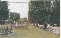 Postcard - Embankment Bedford Bedfordshire