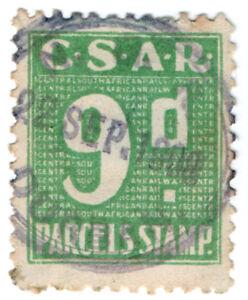 I-B-Transvaal-Railways-CSAR-Parcel-Stamp-9d