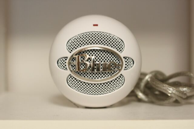 Blue Microphones Snowball Ice USB Microphone (No Stand)