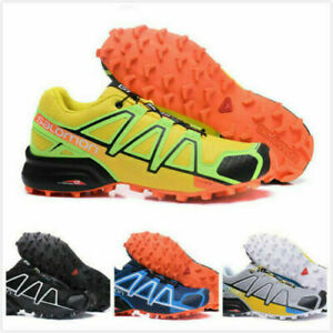 New SLM Speed Cross 3 CS running shoes outdoor off-road Athletic Hiking Shoes