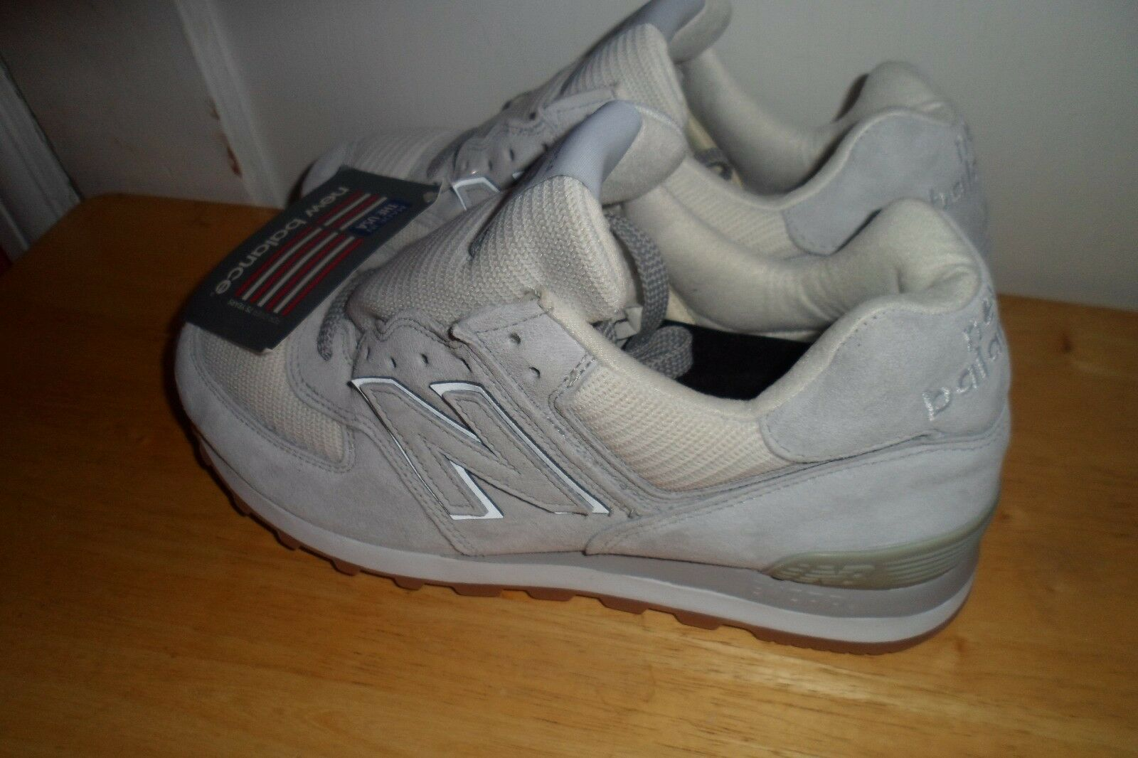 MUST SEE AWESOME NWT New New New Balance Custom 574 US574W1 Schuhe Damenschuhe 8.5 B 4e7a96
