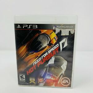 Need for Speed: Hot Pursuit Sony PlayStation 3 PS3 Game No Manual Tested