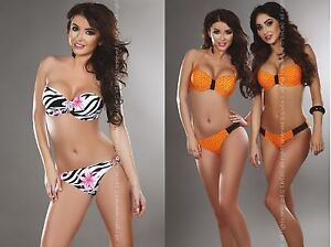 Costumi Da Bagno A Fascia : Costume da bagno donna bikini fascia imbottita moda mare due pezzi
