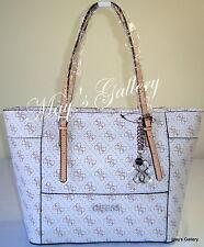 Guess Wristlet Hand Bag  Box Handbag Purse Wallet Satchel Tote Large shopper NWT