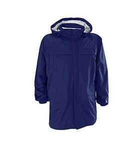 Russell Athletic Men/'s Defender Rain Jacket Big and Tall