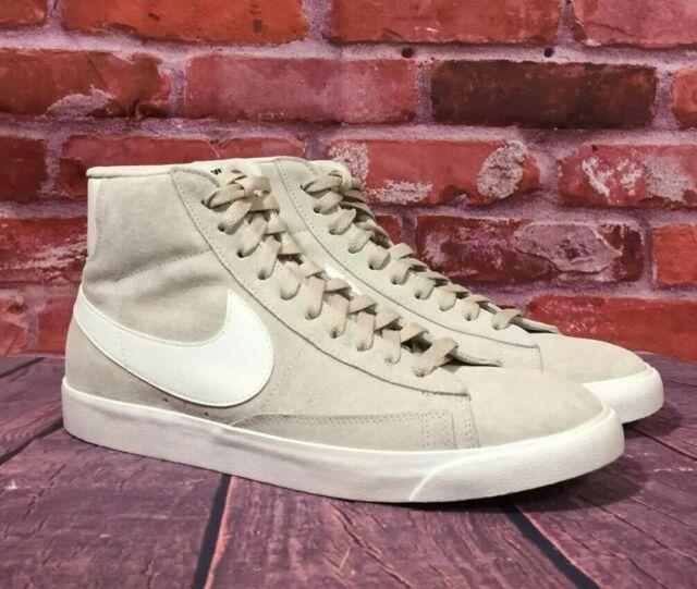 Nike Womens Blazer Mid Vintage Suede Desert Sand/Sail SIZE 12 NEW 917862 005