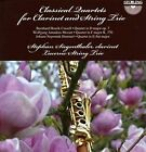 Classical Quartets for Clarinet and String Trio (CD, Aug-2013, Sterling)