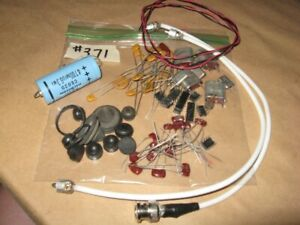 Ham Radio Assorted Mystery Parts Bag 371 Ebay