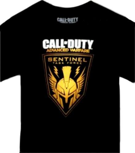 Call of Duty Advanced Warfare t-shirt  8 10 12 14 Childs S M L New tee