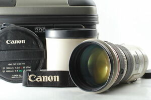 【 NEAR MINT w/ Case 】 Canon EF300mm f/ 2.8 L IS USM Telephoto Lens From JAPAN
