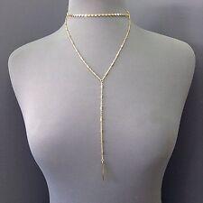 Fabulous Flamboyant Gold Designer Inspired Choker Style Layered Necklace