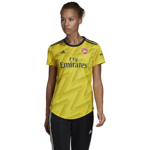 adidas Women's Arsenal FC Away Jersey 2019-20 Eh5678 Size XL With ...
