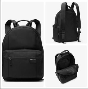 ff5fc6c8eef4 Image is loading NWT-Authentic-MICHAEL-KORS-Travis-Nylon-Backpack-in-