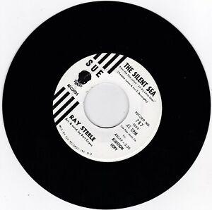 Popcorn-Teen-45RPM-Ray-Steele-auf-Sue-Records-Selten-Promo-Sound-Clip
