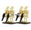 Ship-In-USA-120Pcs-Minifigures-lego-MOC-Hot-Battle-Droid-Characters-Star-War-Toy miniature 2