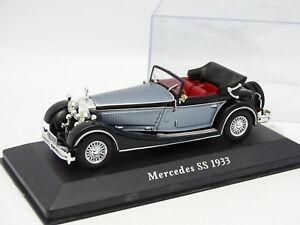 Ixo-Presse-1-43-Mercedes-SS-1933