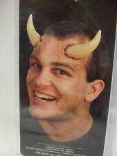 Dispositivo de látex Woochie ~ gran Cuernos Diablo ~ ~ ~ Cabra Halloween Maquillaje