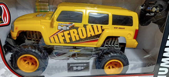 Bright Hummer H3 Radio Control RC Truck for sale online | eBay