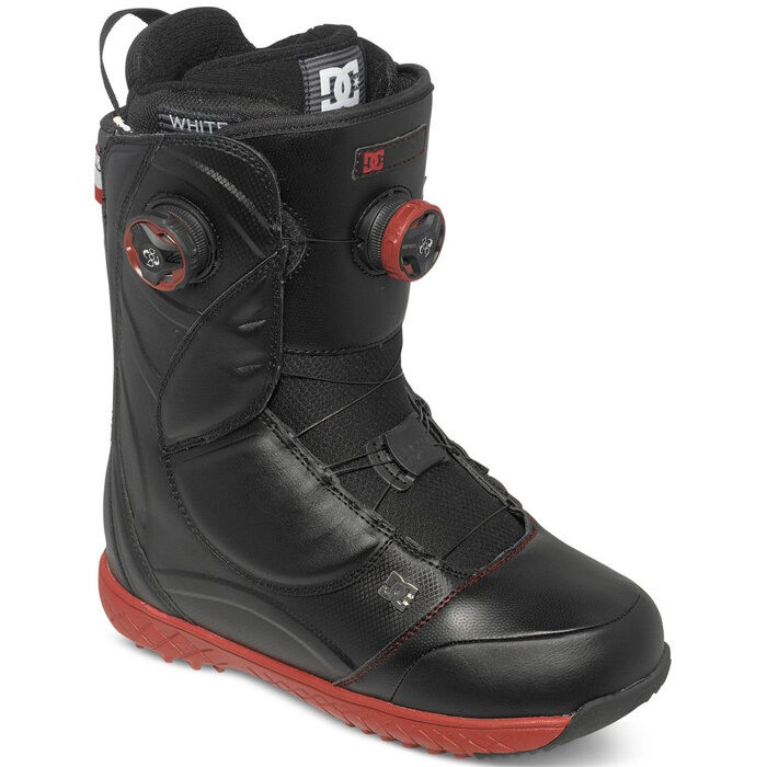 DC 2016 Mora Womens Double BOA size 9 Snowboard Boots  259.99 retail  120.00 off
