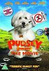 Pudsey The Dog Movie DVD 2014 Region 2